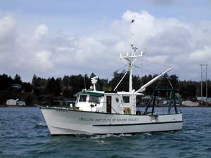 Zodiac Inflatable Boat >> OIMB - The Oregon Institute of Marine Biology